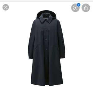 New Uniqlo + Lemaire Coat with Removable Liner